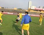 Sông Lam Nghệ An gian nan chuẩn bị cho lượt về V.League 2015