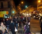 Động đất mạnh 8,3 độ richte tại Chile