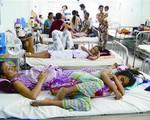 Bệnh sốt xuất huyết ở các tỉnh phía Nam chuyển dịch sang người lớn