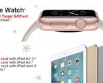 Apple Watch và iPad thuộc Top 10 sản phẩm bán chạy nhất dịp Black Friday