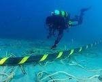 Khắc phục xong sự cố cáp quang biển AAG trong 2-3 ngày tới