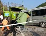 Vụ tai nạn tại Thanh Hóa do lái xe ngủ gật