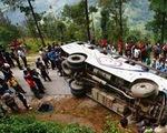 Tai nạn xe bus nghiêm trọng tại Nepal, ít nhất 30 người thiệt mạng