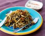 Đến Myanmar thưởng thức món salad trà nổi tiếng