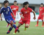 U23 Việt Nam thua sốc đội bóng nghiệp dư Nhật Bản
