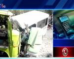 Vụ TNGT tại Thanh Hóa: 3 giả thiết về nguyên nhân tai nạn