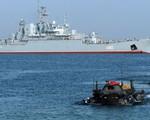 Mỹ - Ukraine tập trận trên Biển Đen