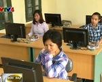 Kết nối người khuyết tật với thế giới qua đào tạo tin học