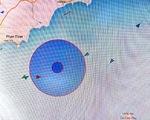 Tàu chìm, 7 người mất tích ở vùng biển Bình Thuận