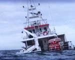 Tìm thấy thi thể thứ 2 vụ chìm tàu cá tại Bình Thuận