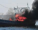Indonesia: Phá hủy 41 tàu đánh cá trái phép