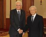 Italy coi trọng phát triển quan hệ hữu nghị và hợp tác với Việt Nam