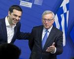 Chủ tịch EC đưa ra đề nghị vào phút chót với Hy Lạp