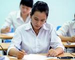 Hôm nay (1/7), chính thức bắt đầu kỳ thi THPT Quốc gia 2015