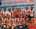 Ký ức VTV Cup năm 2007: Cảm xúc khó quên với khán giả