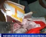 Phát hiện 2 tấn thịt lợn bẩn tại TP.HCM