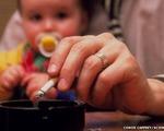 Hút thuốc lá thụ động gây rối loạn hành vi ở trẻ