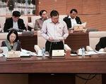 UBTV Quốc hội cho ý kiến về Dự án Cảng hàng không quốc tế Long Thành