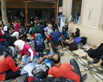 Liên hợp quốc thông qua Nghị quyết chống buôn người tị nạn