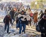 Hơn 1 triệu người di cư tới châu Âu