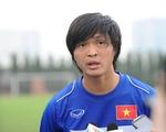 Tiền vệ Tuấn Anh háo hức được tập với U23 Việt Nam