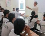 Gia tăng số lượng người Việt Nam học tiếng Nhật