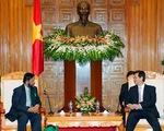 Thủ tướng Nguyễn Tấn Dũng tiếp Chủ tịch UB Liên Chính phủ về BĐKH của LHQ