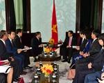 Thủ tướng tham dự Đối thoại doanh nghiệp Việt Nam - Thái Lan
