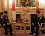 Tổng Bí thư tiếp Chủ tịch Đảng Cộng sản Nhật Bản