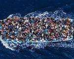 Số người di cư vào châu Âu tăng cao kỷ lục