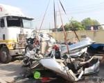 Vụ tai nạn làm 5 người chết: Có thể xe container gặp sự cố về kỹ thuật