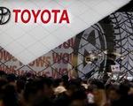 Toyota thu hồi hơn 1,6 triệu xe do lỗi bơm túi khí