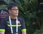 Trưởng đoàn Dương Vũ Lâm: U23 Việt Nam phải thắng Malaysia