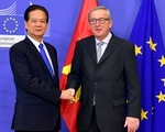Thủ tướng Nguyễn Tấn Dũng hội kiến các nhà lãnh đạo Liên minh châu Âu