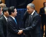 Thủ tướng Nguyễn Tấn Dũng gặp Tổng thống Hoa Kỳ