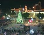 Đêm Giáng sinh tưng bừng trên khắp thế giới