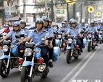 Nhiều địa phương ra quân hưởng ứng Năm an toàn giao thông 2015