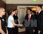 Gần 270 sinh viên Australia sẽ sang Việt Nam học tập ngắn hạn
