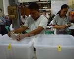 32 triệu cử tri Myanmar bắt đầu đi bỏ phiếu bầu Quốc hội mới