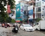 Hải Phòng ngập lụt trên diện rộng sau trận mưa lớn kéo dài
