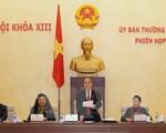 Ủy ban Thường vụ Quốc hội cho ý kiến việc chuẩn bị IPU 132