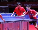 SEA Games 28: Đoàn Thể thao Việt Nam có huy chương đầu tiên
