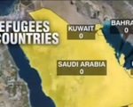 Các nước vùng Vịnh đóng chặt cửa với người tị nạn Syria