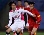 Văn Toàn ghi bàn gỡ hoà 2-2 cho U23 Việt Nam