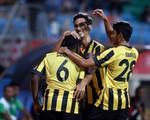 Thắng nhọc U23 Timor Leste, U23 Malaysia khiến HLV Miura đau đầu