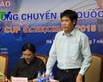 Mục tiêu của ĐT nữ Việt Nam tại VTV Cup 2015 là vào chung kết
