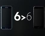 """Samsung Galaxy S6 Edge liên tục """"dìm hàng"""" iPhone 6"""