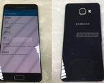 Samsung Galaxy A7 thế hệ mới lộ diện