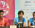 Họp báo trước trận gặp U23 Myanmar: HLV Miura tự tin trước trận đánh lớn