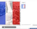 Facebook cho phép người dùng thay avatar in màu quốc kỳ Pháp